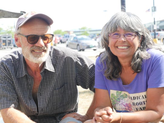 Rutland residents Carol Tashie and Dennis Duhaime said they hoped the community would come together to support the Rutland Herald whether through a crowdfunding campaign or otherwise. They said the Rutland community needs the Herald.