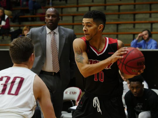 Drury guard Tevin Foster led the Panthers with 10 points