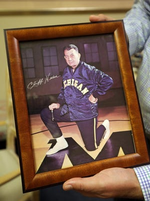In 42 seasons at Michigan, Cliff Keen coached 11 NCAA champions, 68 All-Americas and 81 Big Ten champs.