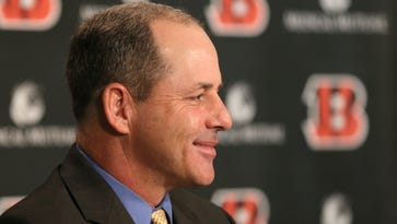 New Cincinnati Bengals offensive coordinator Ken Zampese says he will maintain the same scouting eye in his new role.