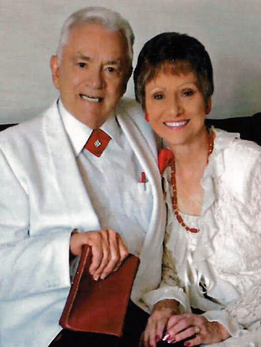 Cecil and Linda Todd