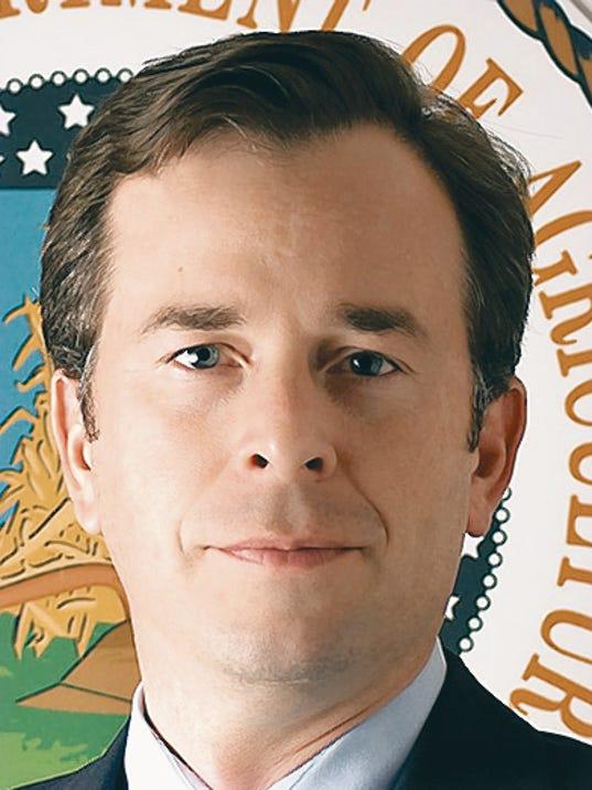 Director Terry Brunner, USDA State Rural Development