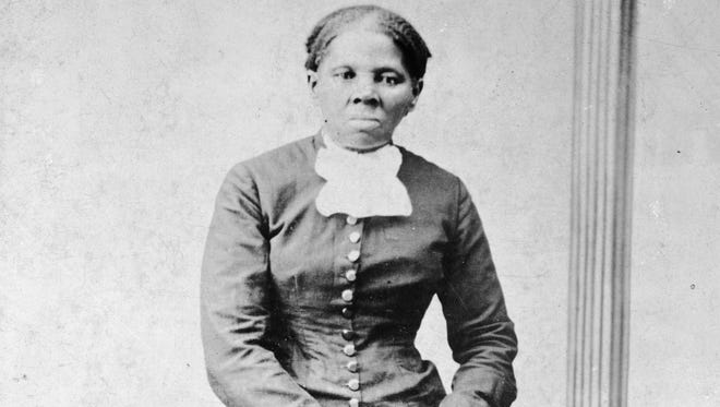 Several sites recognizing the post-Civil War work of Harriet Tubman, shown here in an  image from between 1860 and 1875, were formally designated as part of the National Park Service.