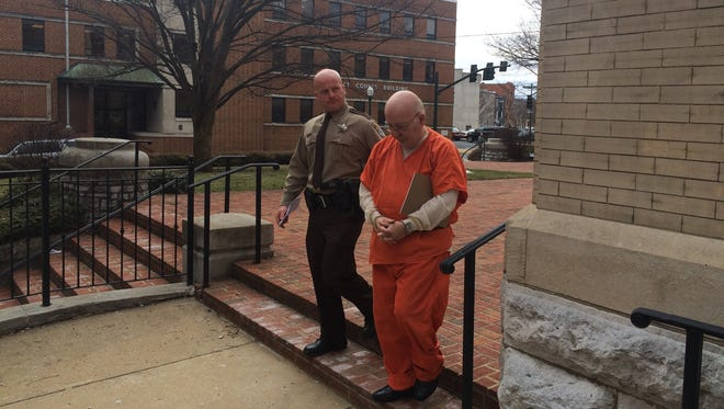 John D. Patterson Jr., 67, was sentenced to five years in prison on Friday.