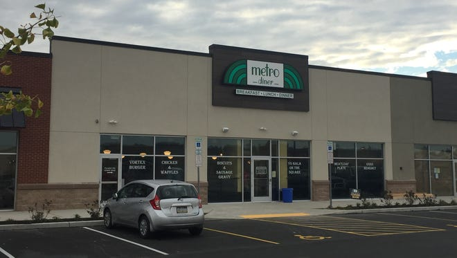 Metro Diner is set to open at the West Manchester Town Center on Nov. 15.