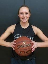 Gillett senior Erin Balthazor is a two-year captain