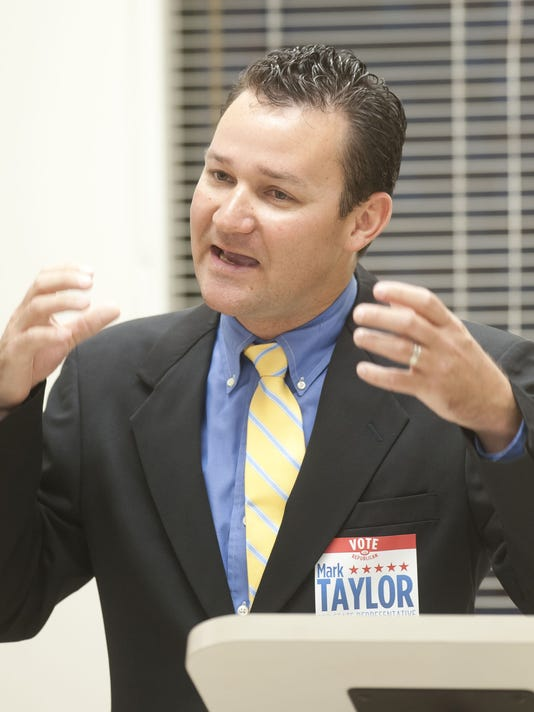 Mark Taylor District 2 Candidates