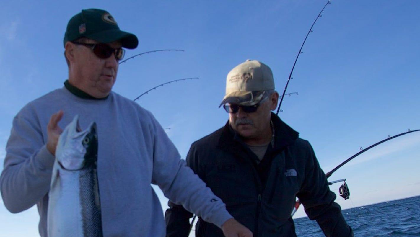 Dnr michigan fishing deals autos post for Michigan fish stocking