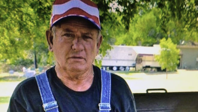 Dee Daugherty, 65, of Soda Springs, Texas, died June 7, 2015, after a hive full of bees attacked him.