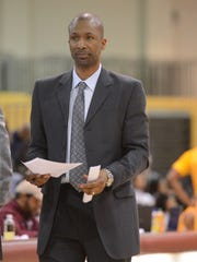 Ace Custis is in his first year as a Division I assistant