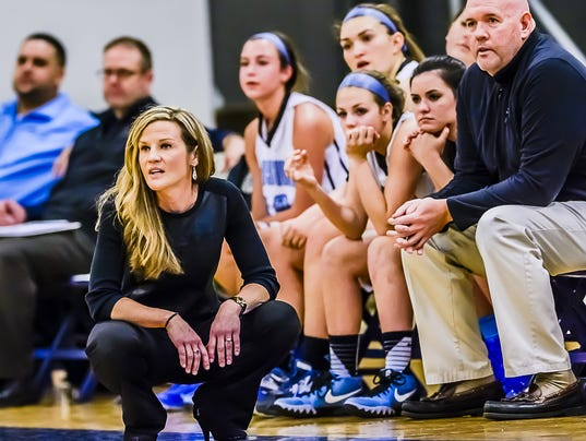 former cornell guard growing as a coach at lansing catholic