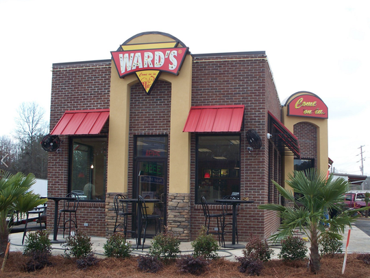 A new concept of a Ward's restaurant. Two Ward's locations are scheduled to open in south Mississippi this year.