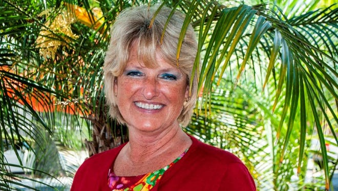 Julie Ferguson is executive director of the Cape Coral Caring Center.