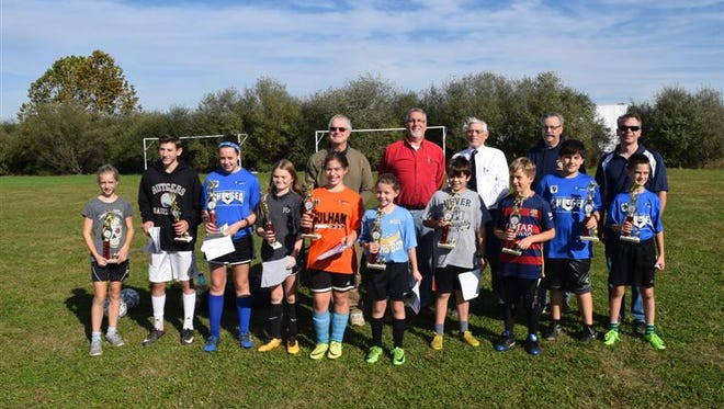 Competition for the 2017 Knights of Columbus Soccer Challenge in New Jersey concluded Nov. 4 in Ewing.