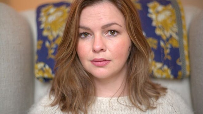Amber Tamblyn is the author of 'Any Man.'