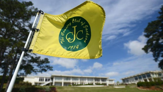 The Country Club of Jackson will host this year's Sanderson Farm's Championship.