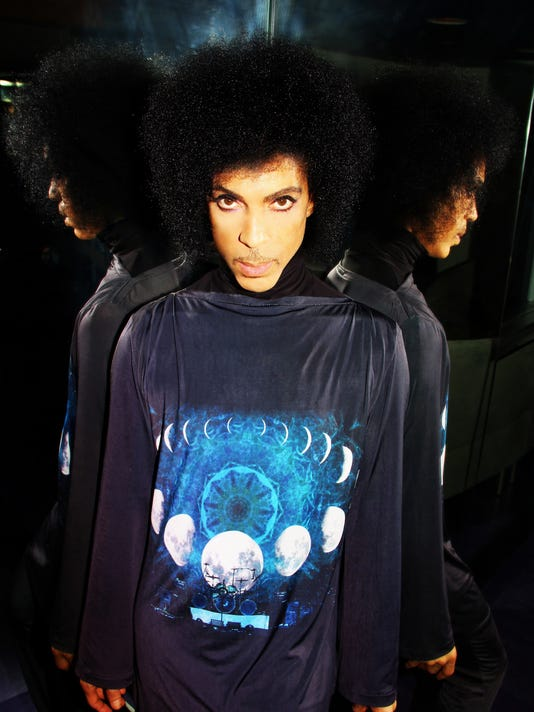 Prince says new album is 'top-of-the-line' and 'sonically