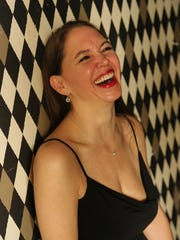 Mississippi blueswoman Eden Brent performs Saturday night at the New Daisy Theatre.