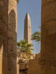 """""""Karnak Temple Complex, Great Obelisk of Ramses II"""""""