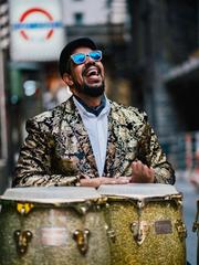 Yamil Conga's Nashville Latin All Stars will headline the 2019 Main Street JazzFest.