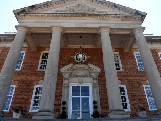 The Hardin County Courthouse will be the location for
