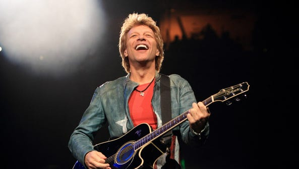 Bon Jovi is scheduled to play the BMO Harris Bradley