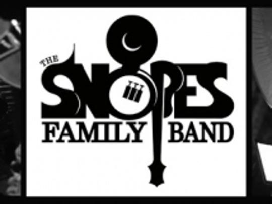 Snopes Family Band will play Carolina Bauernhaus in Anderson this weekend.