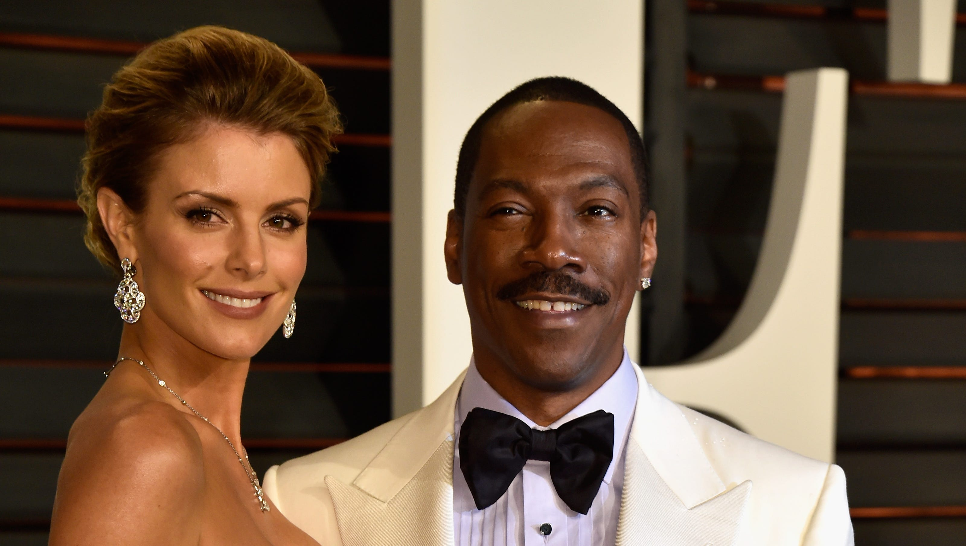 Eddie Murphy has child number 10, a baby boy named Max