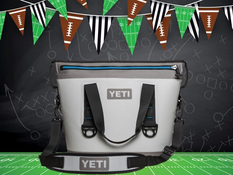 Just in time for tailgating season! Enter to win a new YETI Hopper 20 before 9/24.
