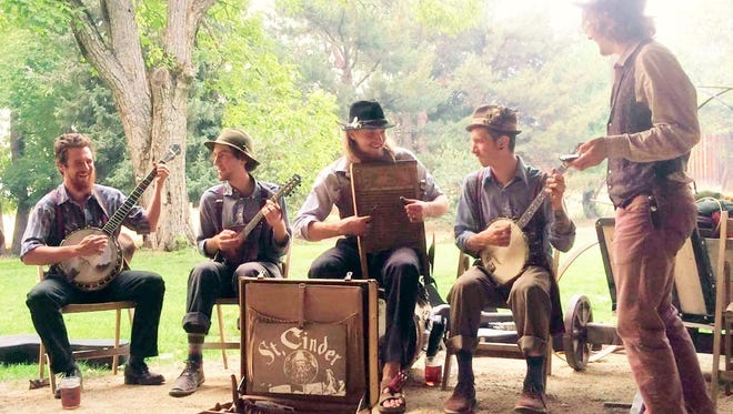 St. Cinder is playing at Little Toad Creek Brewery and Distillery at 8 p.m. on Dec. 17.