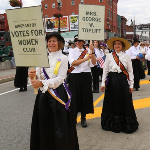 Your Turn: Lessons from fight for women's suffrage