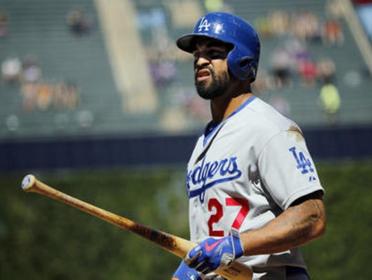 Los Angeles Dodgers outfielder Matt Kemp has been traded