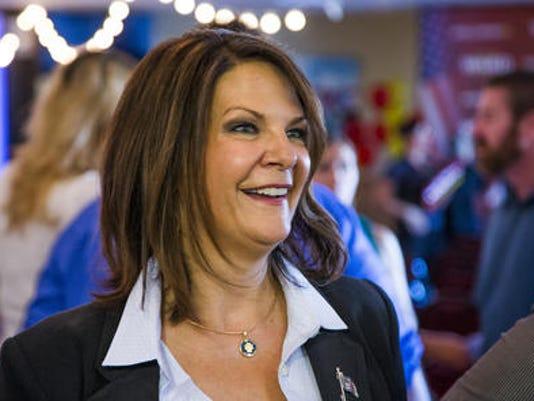 With Joe Arpaio in, will Kelli Ward get out of Arizona's Senate race?