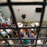 Hundreds tour new Fairfield County Jail