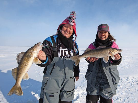 The all-female fishing club, Wisconsin Women Fish,