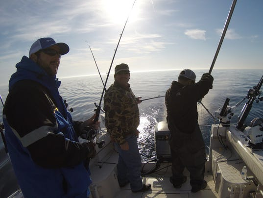 Boats tie at lexington fishing tournament for Gross reservoir fishing