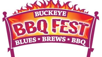 The sounds of blues join the smell of barbecue on The Square at Union Center this weekend at the Buckeye BBQ fest fundraiser.