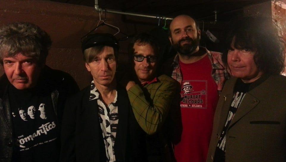 National garage-rock supergroup Split Squad features