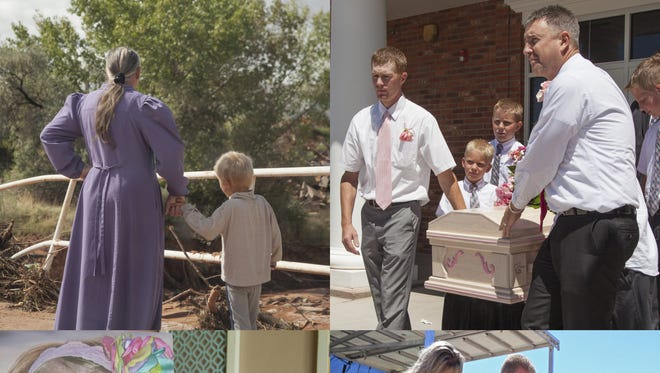 Top stories of 2015 include floods in Hildale, the funeral of Kycie Terry, charity efforts of Natalie Petersen and the groundbreaking of the LDS Temple in Cedar City.