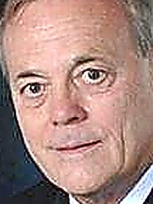 York County President Common Pleas Judge Stephen P. Linebaugh