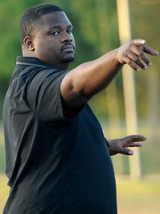 Second-year head coach Eddie Woods has helped Cane Ridge to its best start in the program's history.