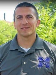 Middletown Athletic Director Aaron Zupka.