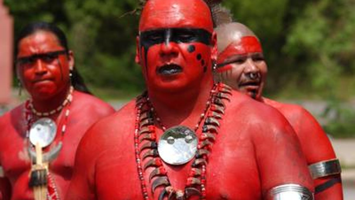 Cherokee Tribal Council honors Warriors of AniKituhwa