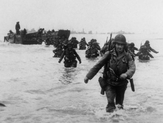 WW2-D-DAY-UTAH BEACH