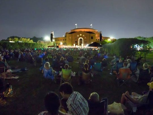 Broadway Under the Stars by the Montgomery Symphony