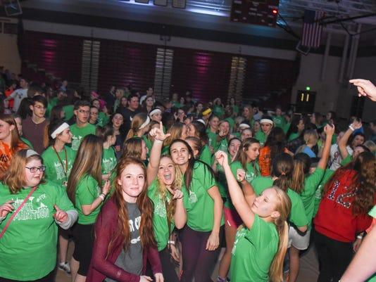 Ankeny High Schools Dance Marathon