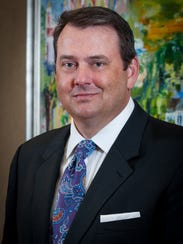 Troy Wayman, new CEO of One Acadiana