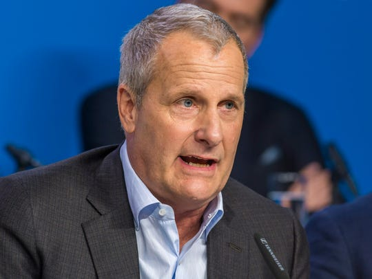 Jeff Daniels talks about The Martian & # 39; during the 40th