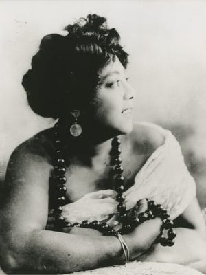 Mamie Smith was a best-selling recording artist and performer. She often worked with songwriter Perry Bradford.