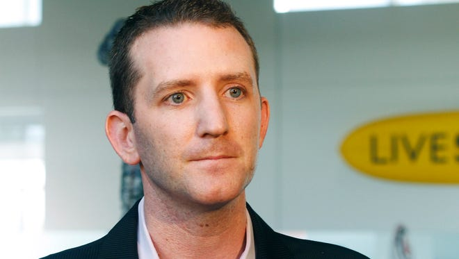 Doug Ulman has spent 14 years with the Livestrong cancer charity started by Lance Armstrong.